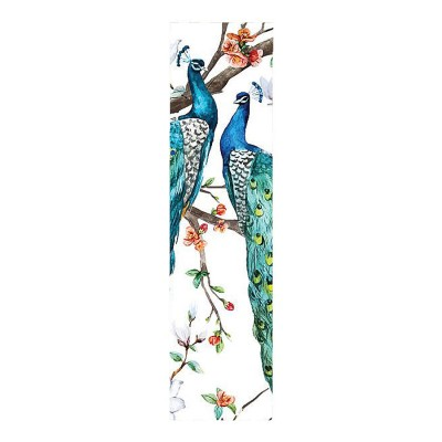 Peacock Pax door